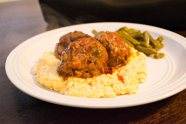 low carb meatballs from thecoersfamily.com