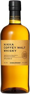 coffe malt whisky from Japan
