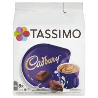 tassimo chocolate cadburys pod
