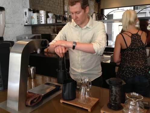 Association Coffee Aeropress