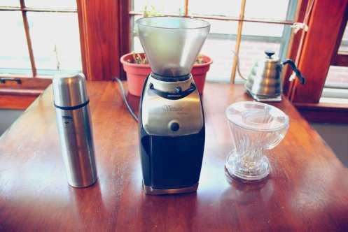 Barista Coffee Gear