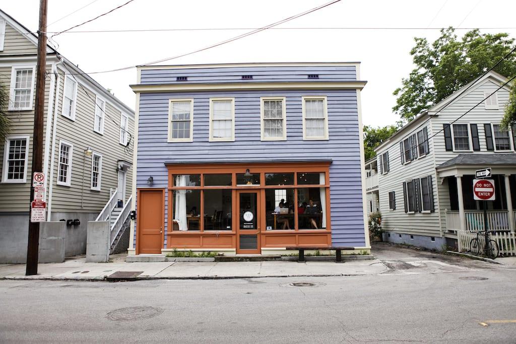 Black Tap Coffee street view