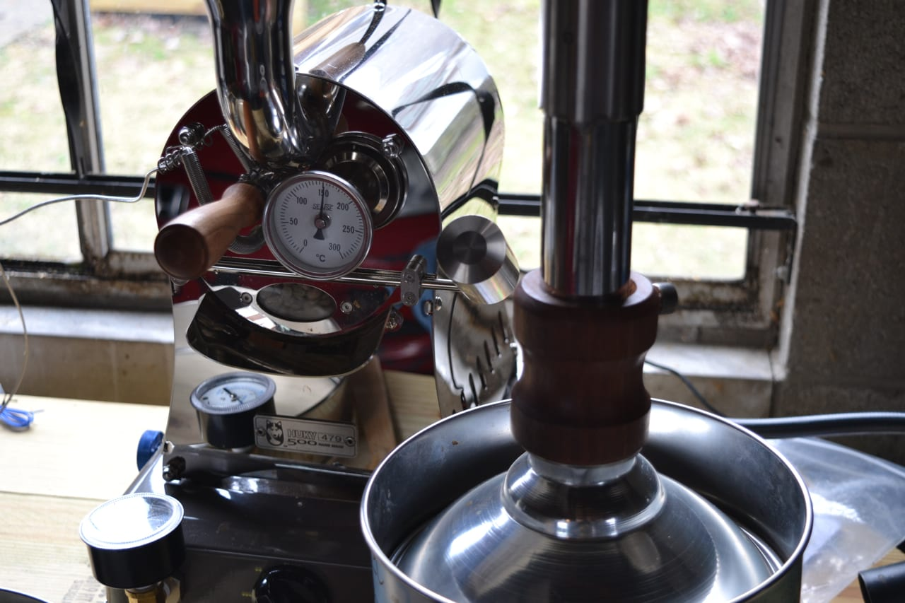 Home Roasting Coffee ~ In support of home roasting the coffee compass