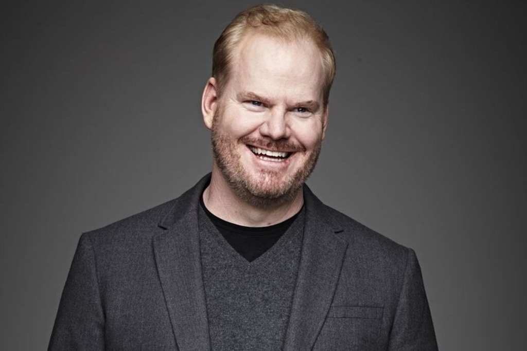 Jim Gaffigan coffee