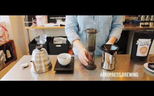 Koppi Aeropress