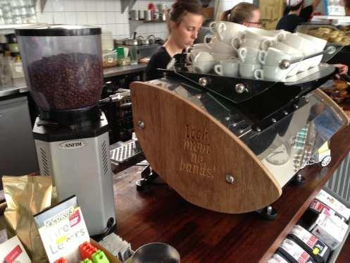 Look Mum No Hands! London coffee crawl