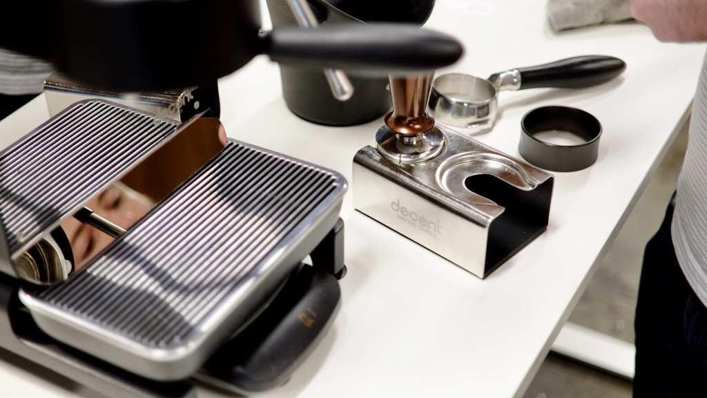 Decent espresso machine