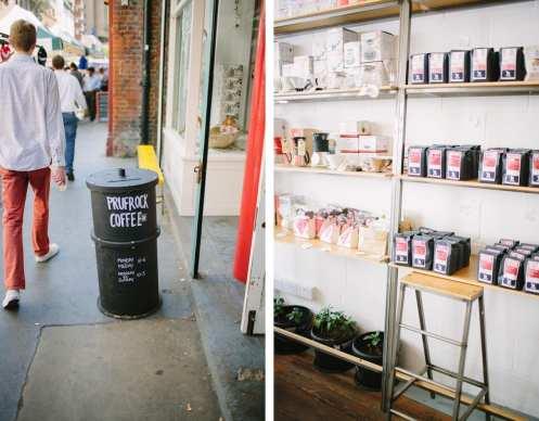 Prufrock Coffee Leather Lane