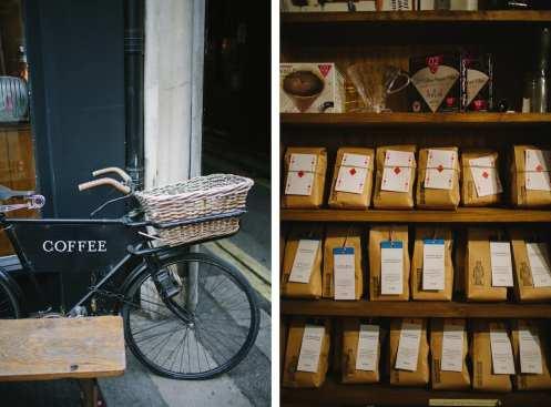 TAP Coffee bike