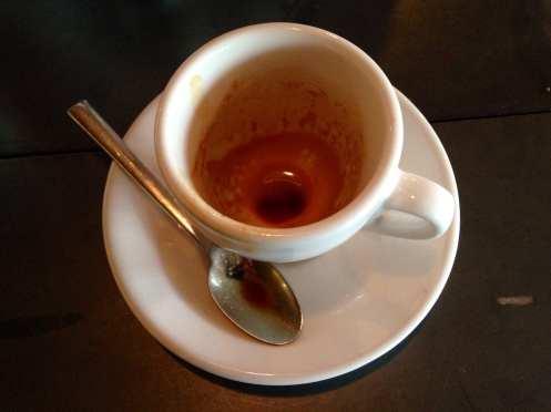 Giant Coffee espresso