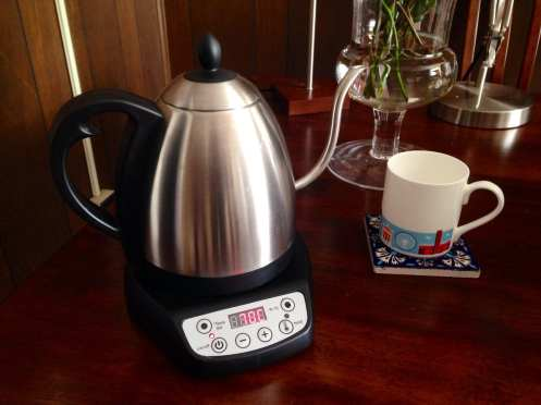 hi-tech coffee gadgets