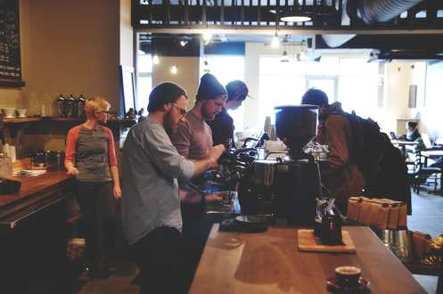 More than just a college coffee shop