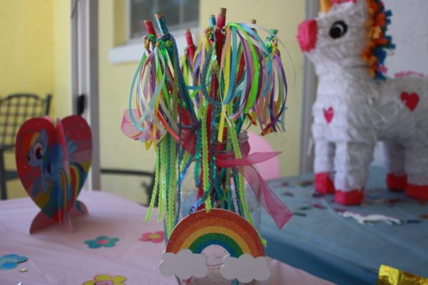 Magic Wands Unicorn Birthday