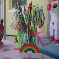 Magic Wands Unicorn Birthday