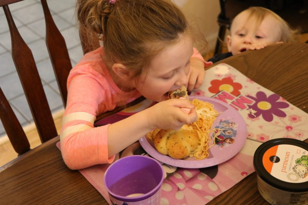 cooking with kids can help picky eaters