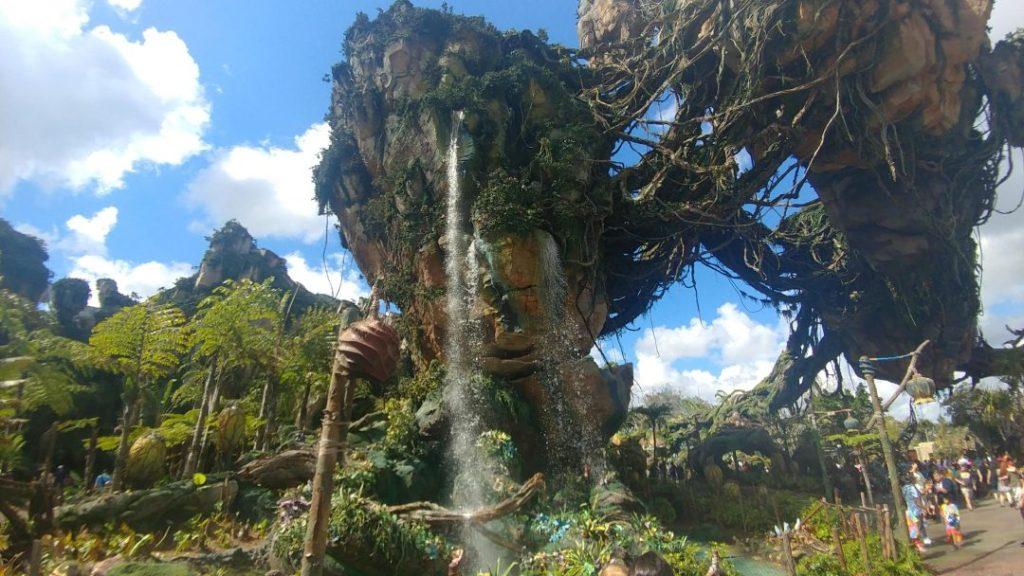Floating Mountains Visit Disney's Pandora