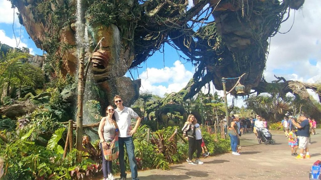 #VisitPandora Visit Disney's Pandora