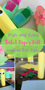 Fun and Easy Toilet Paper Roll Crafts