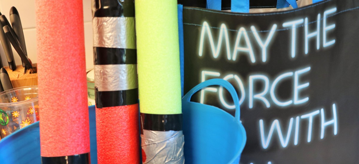 May The Force Be With You Easy Star Wars Party Ideas