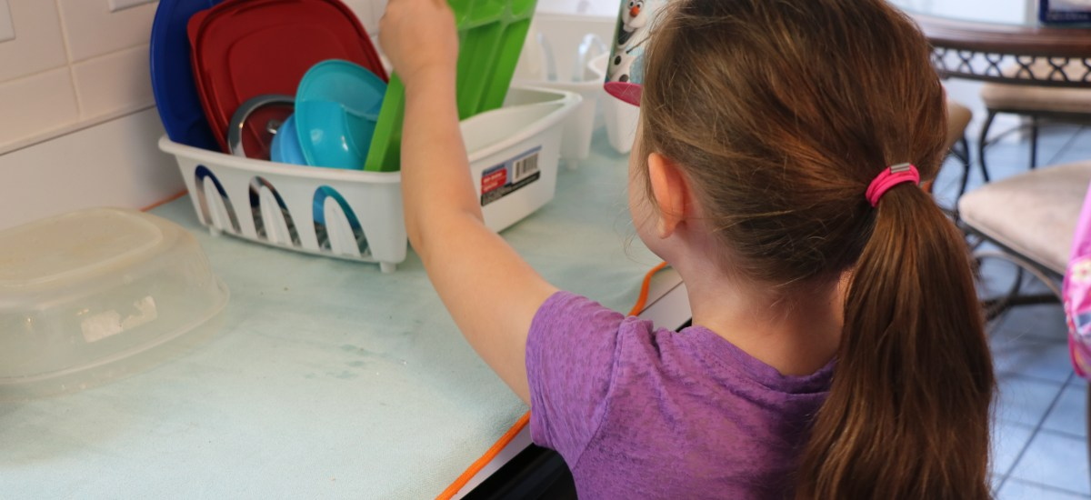 Why You Should Give Your Kids Chores