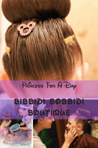 Princess for a day with the Bibbidy Bobbidi Boutique. This is the one Disney Splurge that I recommend you do. Let your little one be transformed into her favorite princess and live out her magical dreams. #ad #DreamBigPrincess #DisneySprings