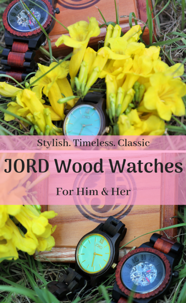 JORd Wood Watches. Gifts for him and her