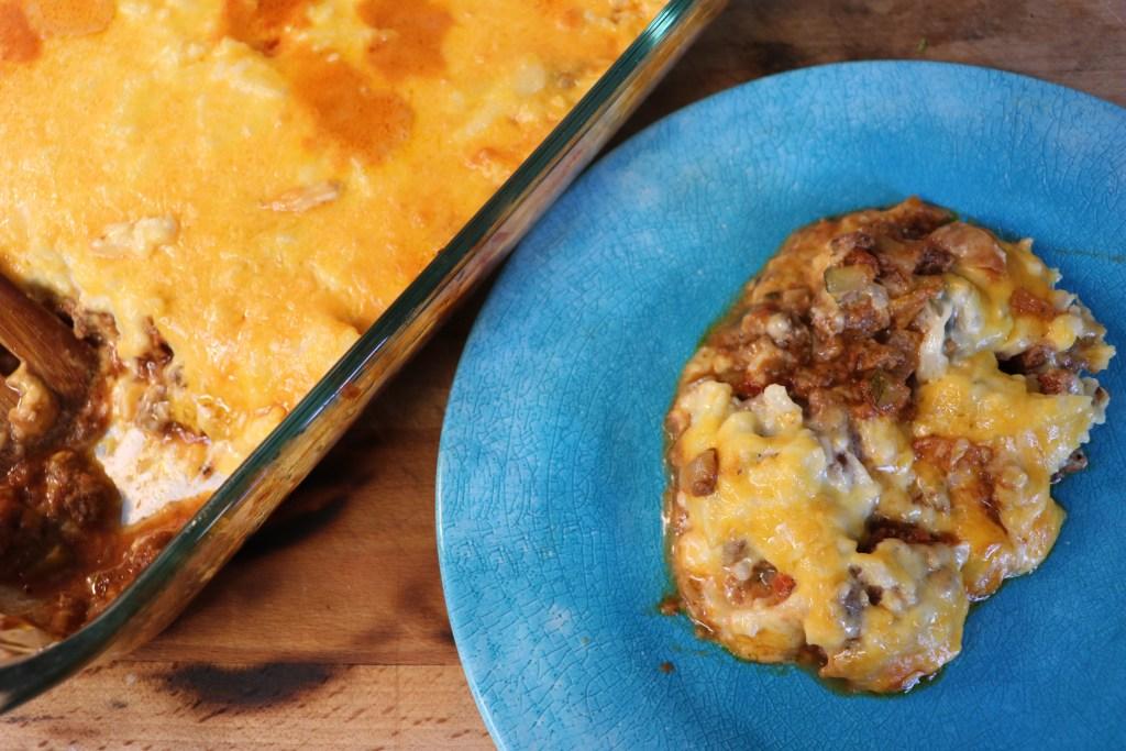 Easy Keto Shephard's Pie