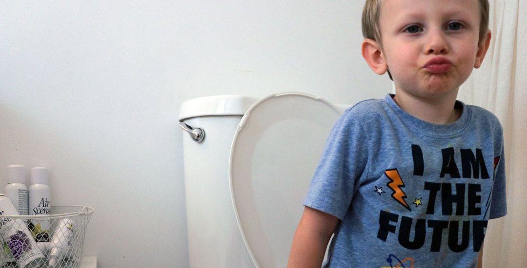 Adventures in Potty Training: Tips for Potty Training Boys