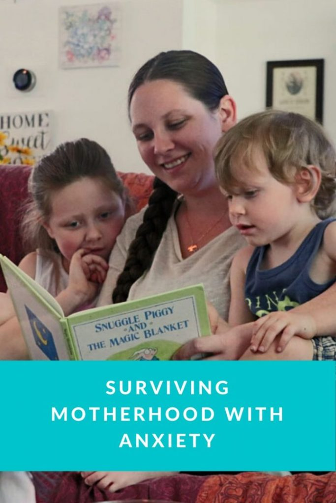 Surviving Motherhood with Anxiety
