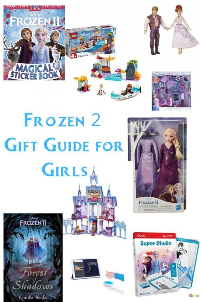 Frozen 2 gift guide for girls