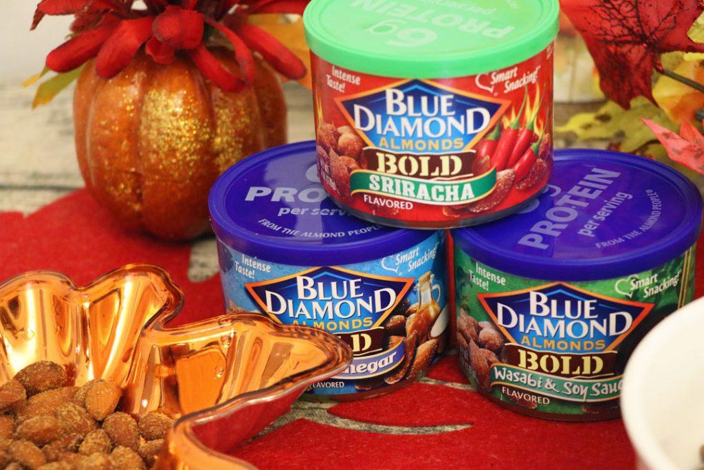 Blue Diamond Holiday Nuts