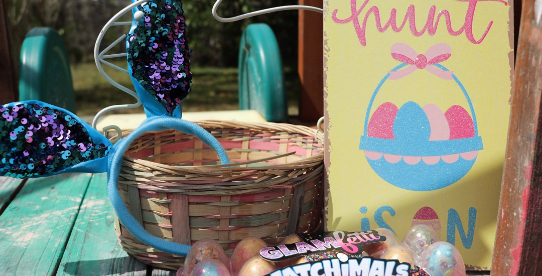 Easter Scavenger Hunt: A Simple Easter Surprise