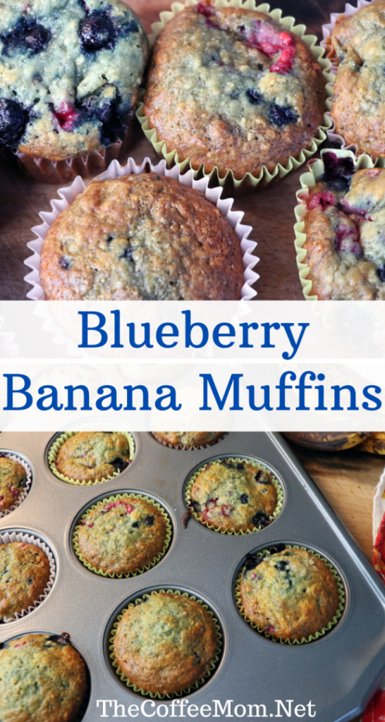 Have overripe bananas at home? No problem! These blueberry banana muffins are the perfect way to put those bananas to use. Easy to make, these muffins are perfect for a delicious breakfast, guilt-free dessert, or even a mid-day snack.