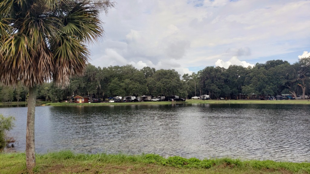 Family-Friendly Campground in Florida