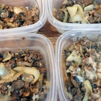 low carb philly cheesesteak meal prep