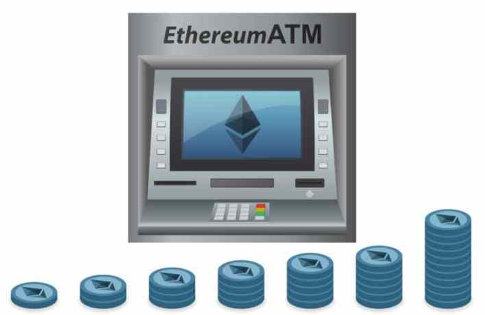 The automatic distributor for Ethereum