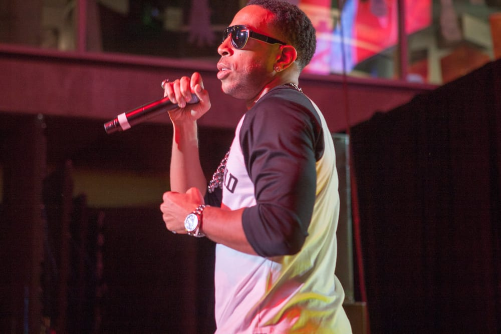 Rapper & Actor Ludacris