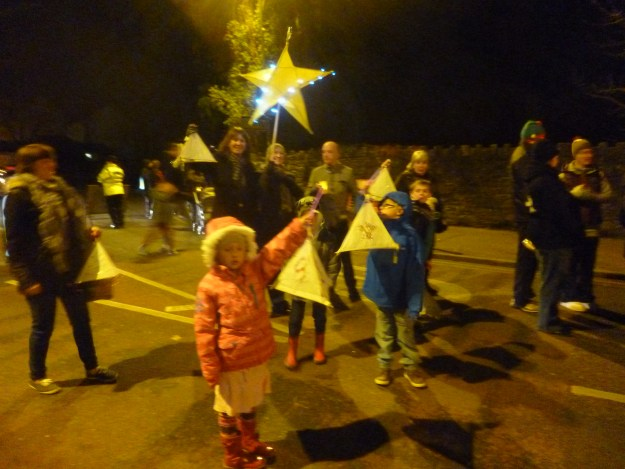 Clearwell and Coleford Library join the parade