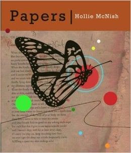 Hollie McNish 3 papers
