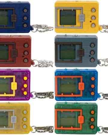 Bandai Original Digimon Digivice Virtual Pet Monster