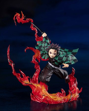 Figuarts ZERO TANJIRO KAMADO TOTAL CONCENTRATION BREATHING