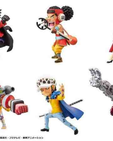 ONE PIECE WORLD COLLECTABLE FIGURE -NEW SERIES2- (TBA) [Set of 6]