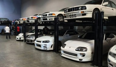 Classic Car Storage: Five Things To Keep In Mind