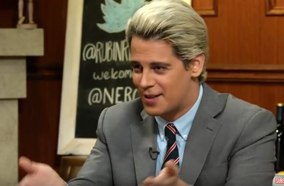 DePaul demands hefty security payment for Milo