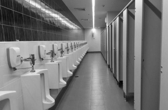Single Stall Bathroom