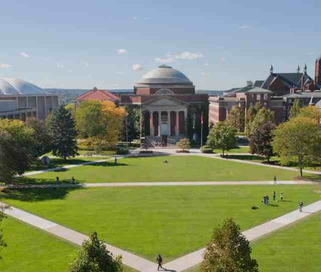 Getting Stiffed By Syracuse University