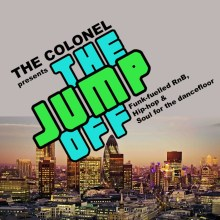 The Colonel 'The Jump Off' cover art.