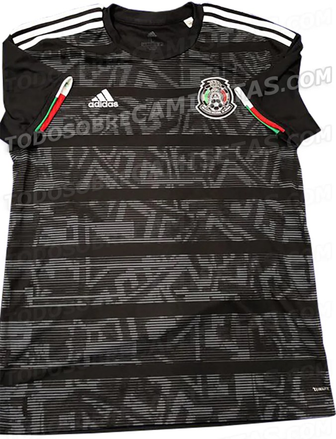 20944e81c Mexico s New 2019 Away Kit Leaks – The Colorful Kit