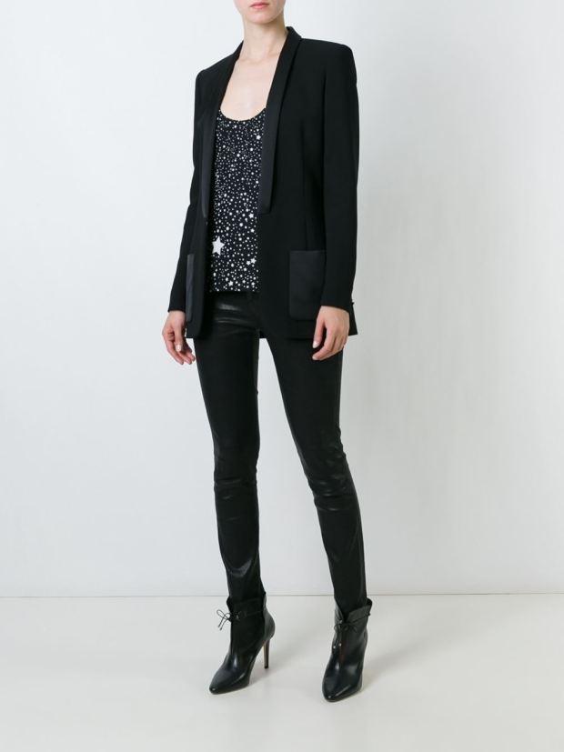 barbara bui_black blazer