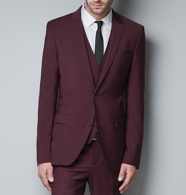 zara-mens-maroon-two-button-blazer-thecolorharmony